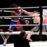 【ボクシング】ユーチューバーが元NBAダンク王のロビンソンをKO  [幻の右★]